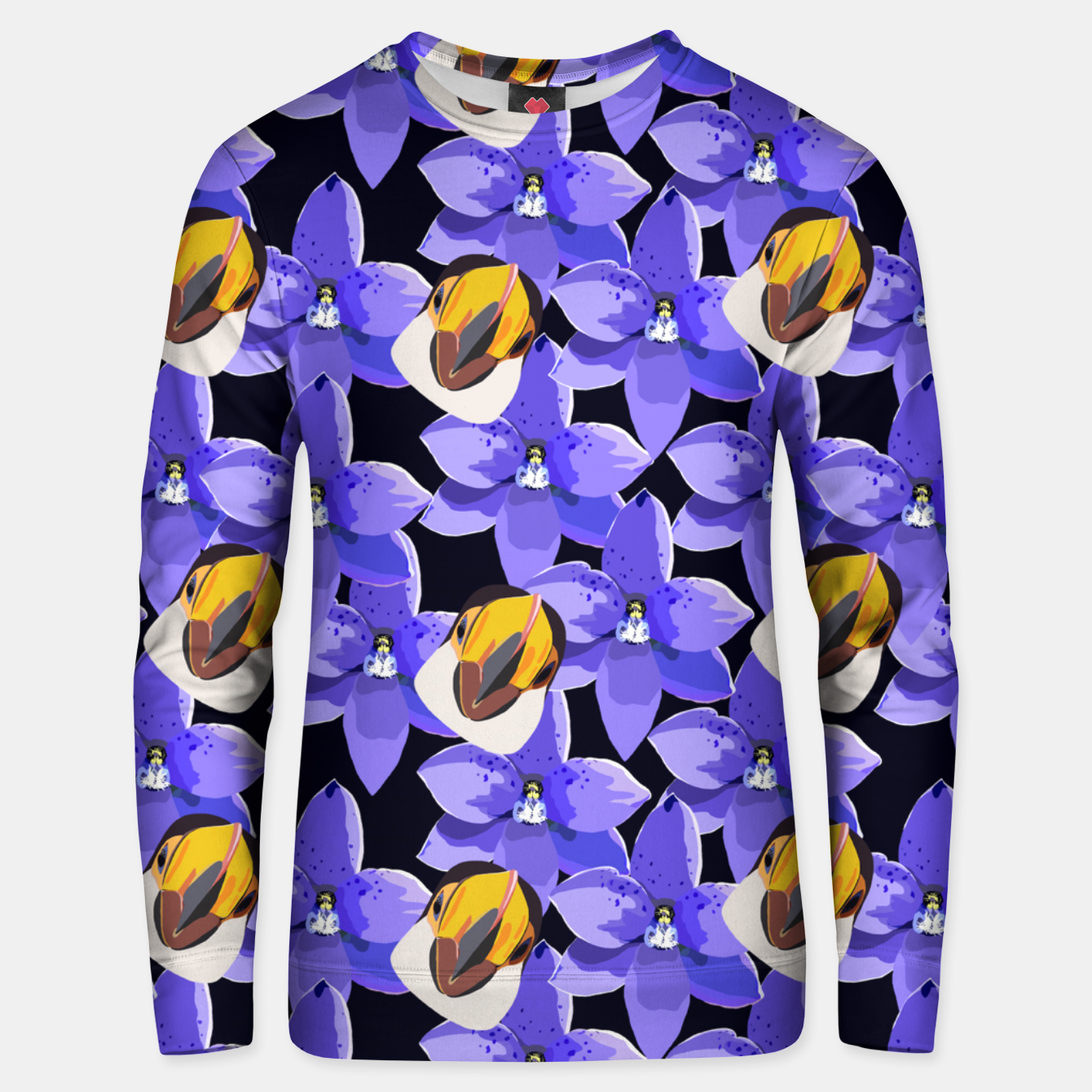 Image of Toucan Unisex sweater - Live Heroes
