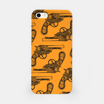 Stick to your gnus iPhone Case thumbnail image