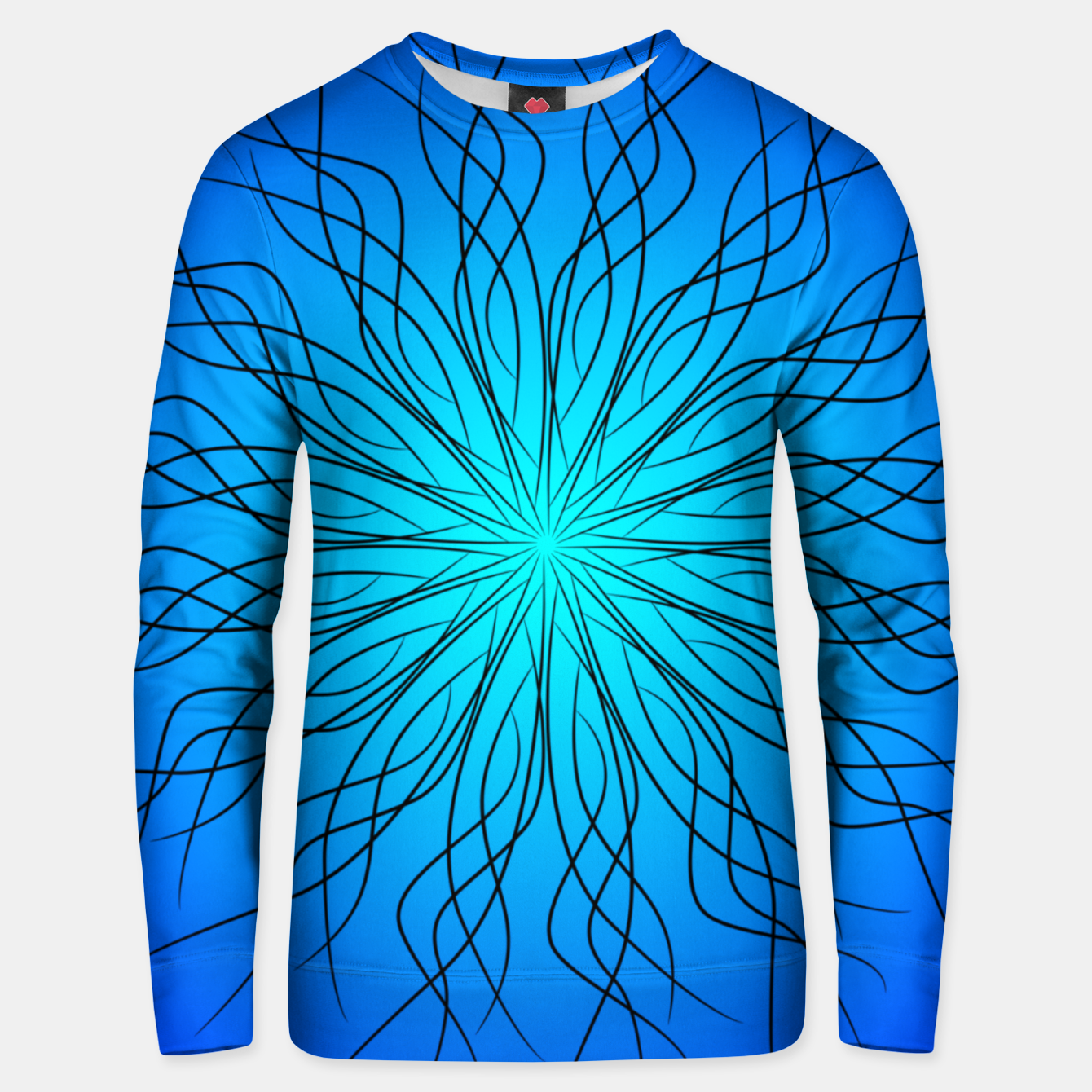 Image of Pagan Unisex sweater - Live Heroes