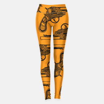 Stick to your gnus Leggings thumbnail image