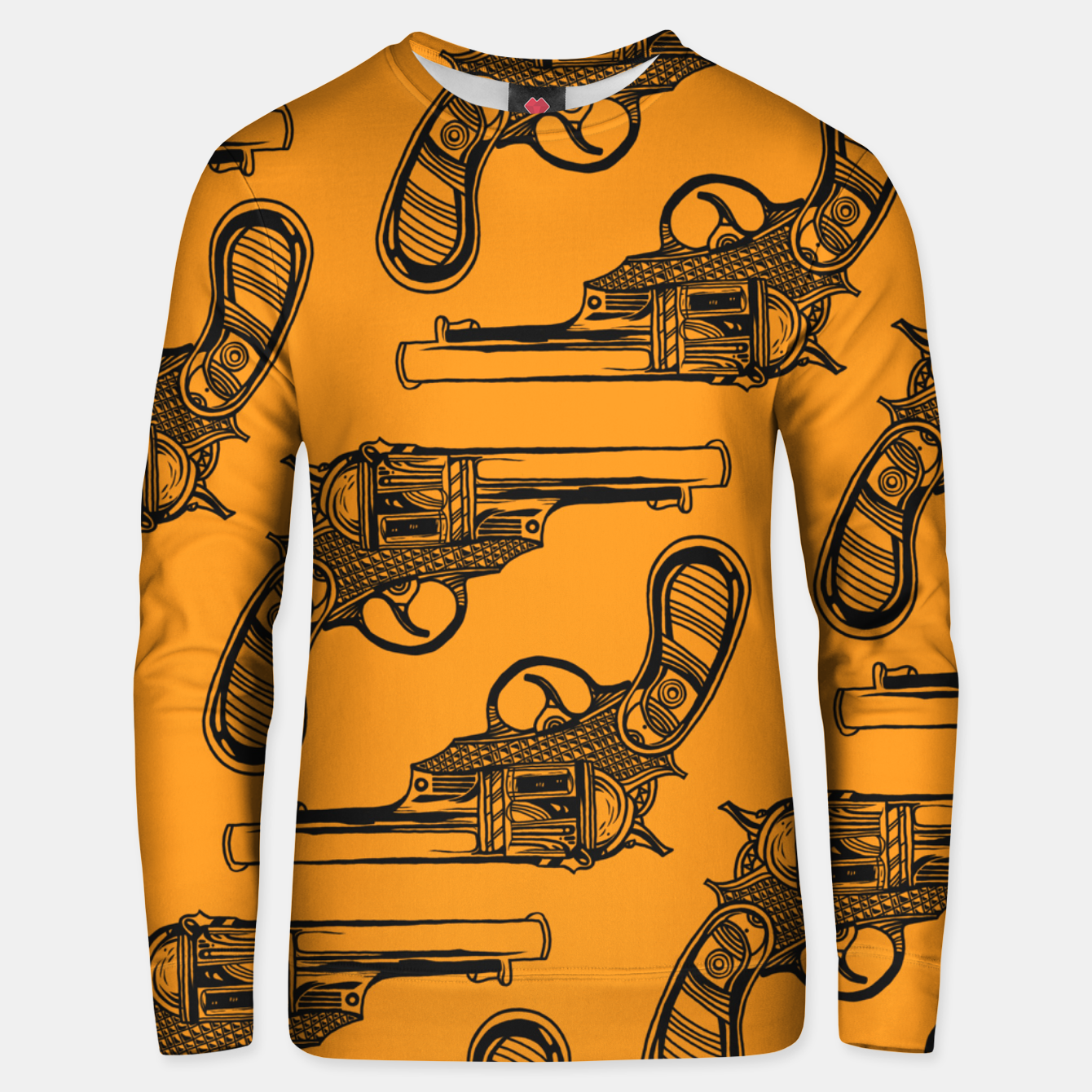 Image of Stick to your gnus Unisex sweater - Live Heroes