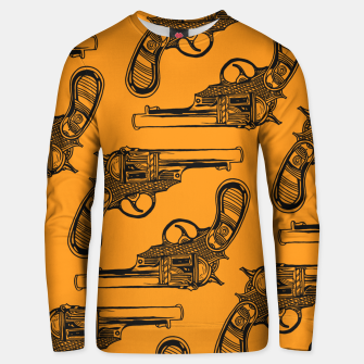 Stick to your gnus Unisex sweater thumbnail image