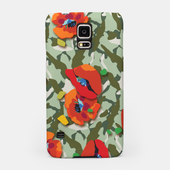Thumbnail image of Camo Samsung Case, Live Heroes