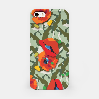 Thumbnail image of Camo iPhone Case, Live Heroes