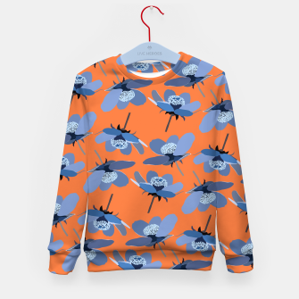 Thumbnail image of Crazy Summer Kid's sweater, Live Heroes