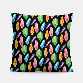 Thumbnail image of Crystals Pillow, Live Heroes