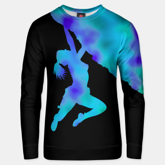 Miniatur blue bouldering ecstacy nights sweater, Live Heroes