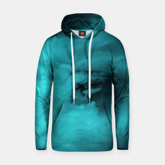 Thumbnail image of Turquoise clouds Kapuzenpullover, Live Heroes