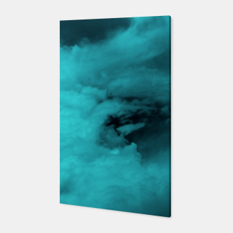 Thumbnail image of Turquoise clouds Canvas, Live Heroes