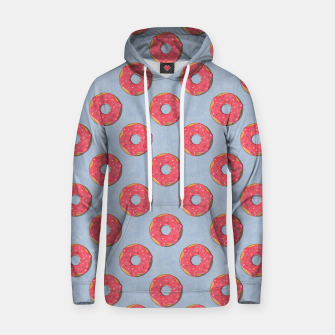 FAST FOOD / Donut - pattern Hoodie thumbnail image
