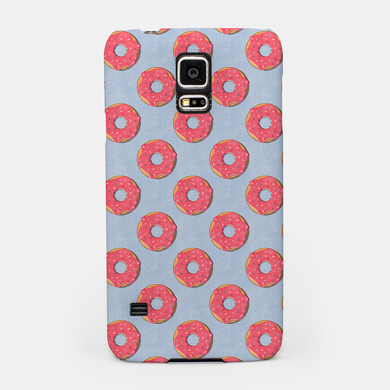 Image of FAST FOOD / Donut - pattern Samsung Case - Live Heroes