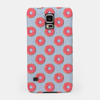 Thumbnail image of FAST FOOD / Donut - pattern Samsung Case, Live Heroes