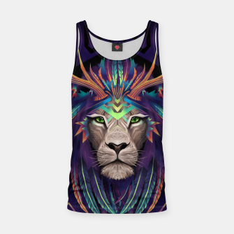 Thumbnail image of Deer Lion Tank Top, Live Heroes