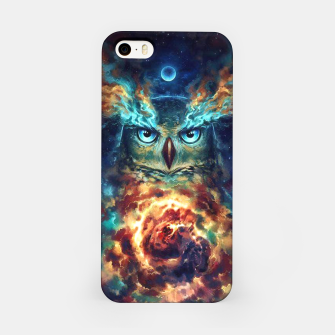 Thumbnail image of Galaxy Owl iPhone Case, Live Heroes