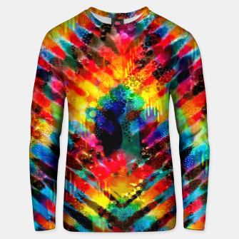 Thumbnail image of Astral Rainbow Tie Dye Unisex sweater, Live Heroes
