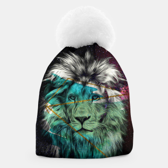 Thumbnail image of Universal Lion Beanie, Live Heroes