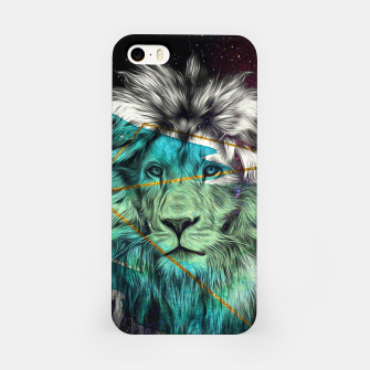 Thumbnail image of Universal Lion iPhone Case, Live Heroes