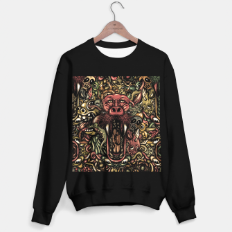Thumbnail image of Creatures Sweater regular, Live Heroes