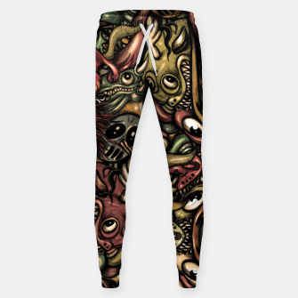 Thumbnail image of Creatures Sweatpants, Live Heroes