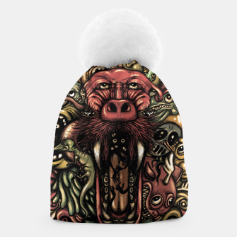 Thumbnail image of Creatures Beanie, Live Heroes