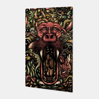 Thumbnail image of Creatures Canvas, Live Heroes