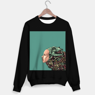 Thumbnail image of Skull Hat Sweater regular, Live Heroes