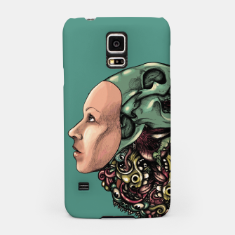 Thumbnail image of Skull Hat Samsung Case, Live Heroes