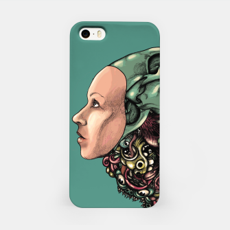 Thumbnail image of Skull Hat iPhone Case, Live Heroes