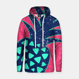 Thumbnail image of Vibrant Tropical Pineapple Design Hoodie, Live Heroes
