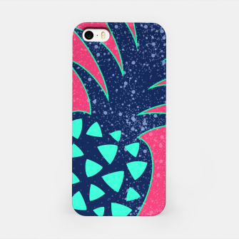 Thumbnail image of Vibrant Tropical Pineapple Design iPhone Case, Live Heroes