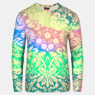 Thumbnail image of Hippie Fabric  Unisex sweater, Live Heroes