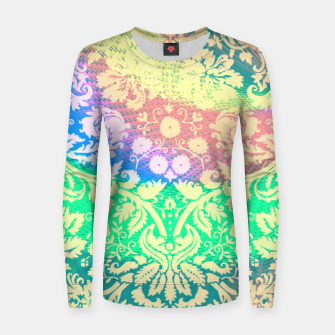 Thumbnail image of Hippie Fabric  Women sweater, Live Heroes