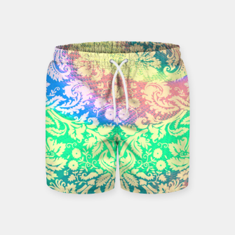 Thumbnail image of Hippie Fabric  Swim Shorts, Live Heroes