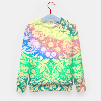 Thumbnail image of Hippie Fabric  Kid's sweater, Live Heroes
