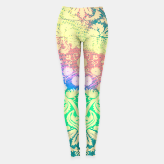 Thumbnail image of Hippie Fabric  Leggings, Live Heroes