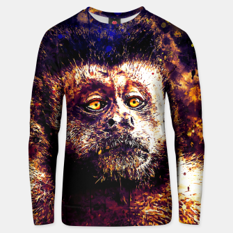bored monkey wsls Unisex sweater thumbnail image