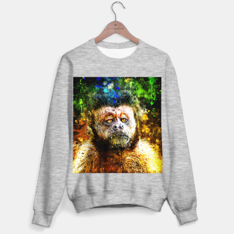 bored monkey wsstd Sweater regular thumbnail image