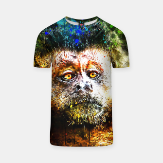bored monkey wsstd T-shirt thumbnail image