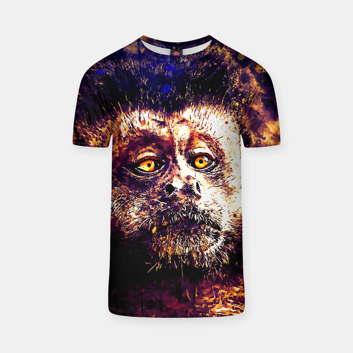 Image of bored monkey wsls T-shirt - Live Heroes