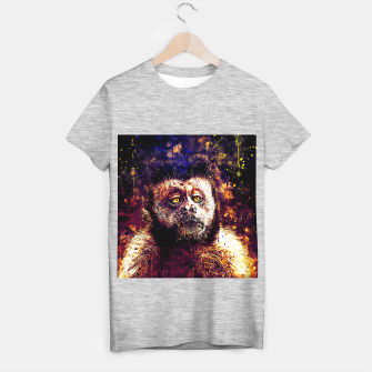 bored monkey wsls T-shirt regular thumbnail image