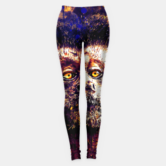 bored monkey wsls Leggings thumbnail image