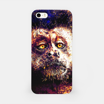 bored monkey wsls iPhone Case thumbnail image