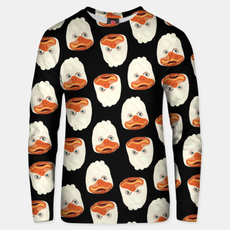 Thumbnail image of Howard the Duck Unisex sweater, Live Heroes