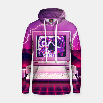 Thumbnail image of Rise of the Machines Hoodie, Live Heroes