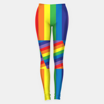 Thumbnail image of Rainbow Leggings, Live Heroes