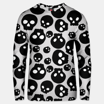 Thumbnail image of Skulls Unisex sweater, Live Heroes