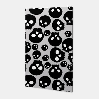 Thumbnail image of Skulls Canvas, Live Heroes