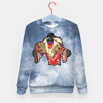 Thumbnail image of Rafiki Vibes 3 Kid's sweater, Live Heroes
