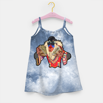 Thumbnail image of Rafiki Vibes 3 Girl's dress, Live Heroes