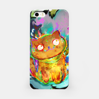 cat iPhone Case obraz miniatury
